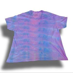 Tie Dye V-Neck Shirt